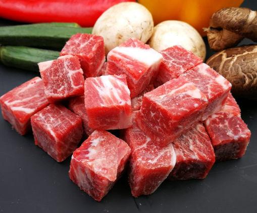 圖片 澳洲 YG 草飼牛肉粒 200g